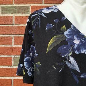 ☀️ Christian Siriano New York High Low Tunic Dress